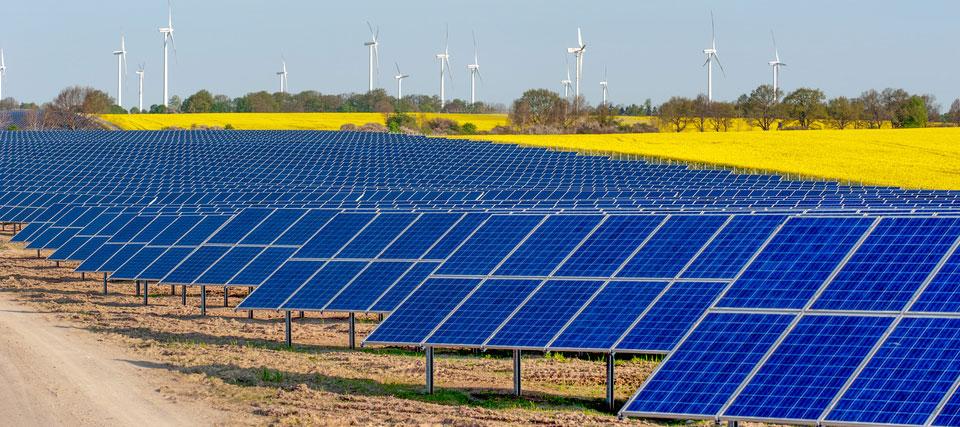 Erneuerbarer Energie Türkei  PV-Anlage Solaranlagen